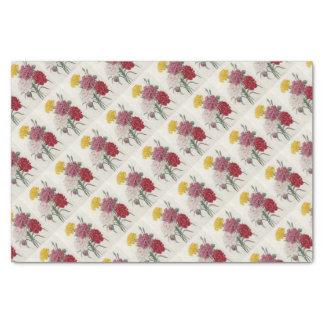 Dreamy Dianthus Tissue Paper
