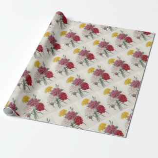 Dreamy Dianthus Wrapping Paper