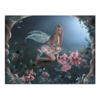 Dreamy Fairy Postcard