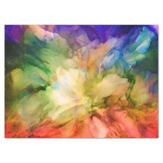 Dreamy Flower Petal Tissue Paper