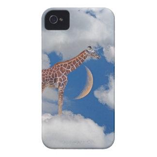 Dreamy Giraffe iPhone 4 Case-Mate Cases
