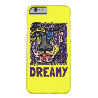 """Dreamy"" Glossy Phone Case"