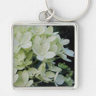 Dreamy Hydrangea Floral Keychain