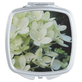 Dreamy Hydrangea Floral Mirrors For Makeup