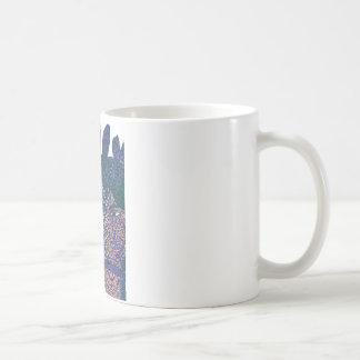 Dreamy krishna coffee mug
