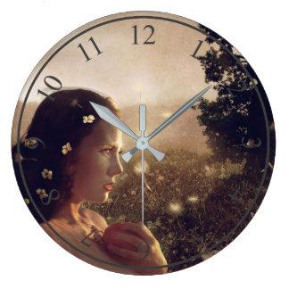 dreamy large clock