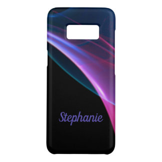 Dreamy Magenta and Blue Sweep Artwork Case-Mate Samsung Galaxy S8 Case