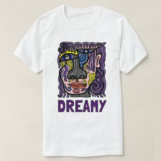 """Dreamy"" Men's T-Shirt"