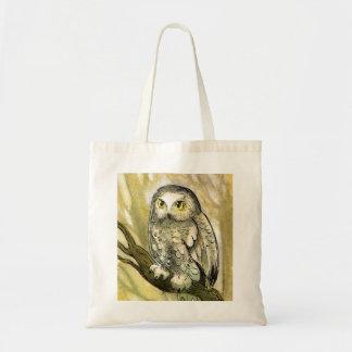 Dreamy Owl Tote Bag