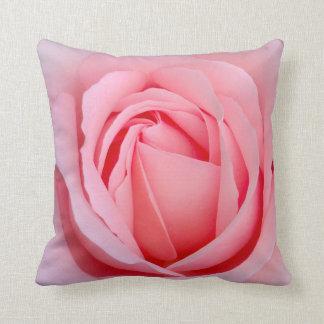 Dreamy Rose Throw Pillow