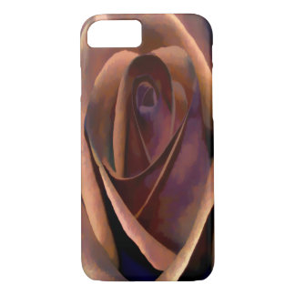 Dreamy Rustic Rose iPhone 7 Cases