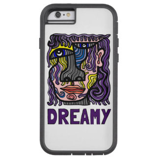 """Dreamy"" Tough Xtreme Phone Case"