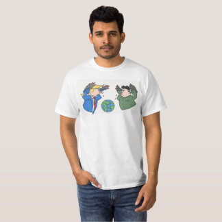 DreamySupply Madmen Men's White T-Shirt
