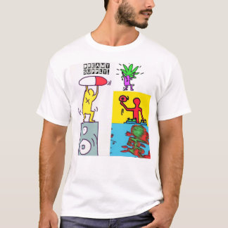 DreamySupply Party Culture Collage T-Shirt