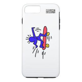 DreamySupply Pop Art SkateBoard Man IPhone 7 Plus iPhone 8 Plus/7 Plus Case