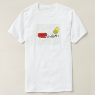 DreamySupply RX Crisis White T-Shirt