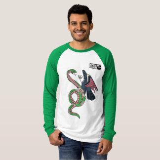 DreamySupply The Bird & Serpent Green Raglan Shirt