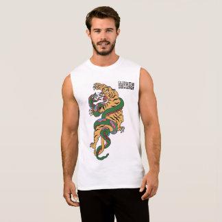 DreamySupply Tiger & The Serpent Cotton Sleeveless Sleeveless Shirt