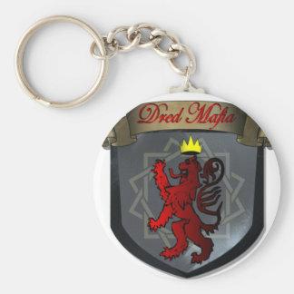 Dred Mafia Logo Keychain