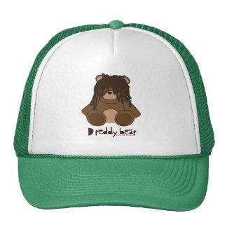 Dreddy Bear - he's so rasta Trucker Hat