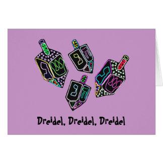 Dreidel, Dreidel, Dreidel Cards