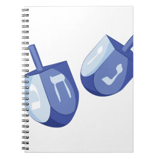 Dreidels Notebook