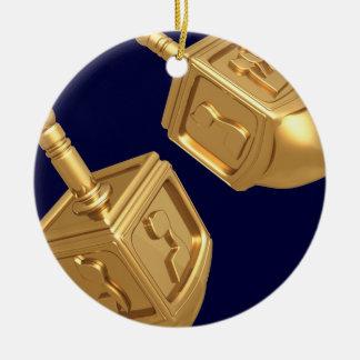 Dreidels Ornament
