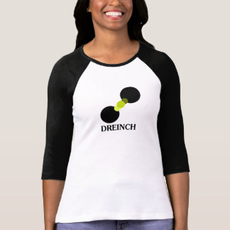 DREINCH Alignment Fitted Raglan T-Shirt