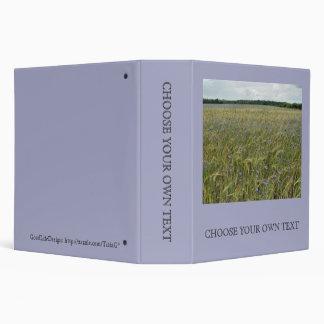 Drenthe - Corn Flower field Vinyl Binders