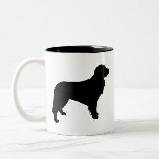 Drentse Patrijshond Two-Tone Coffee Mug