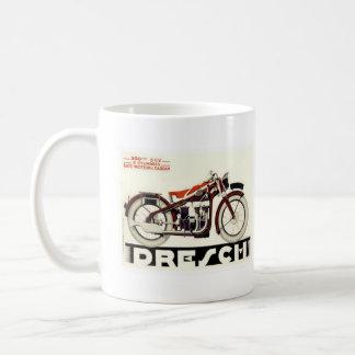Dresch Motorcycle Coffee Mug