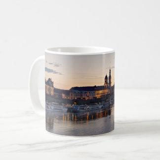 Dresden Elbe view Coffee Mug