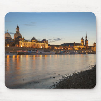 Dresden Elbe view Mouse Pad