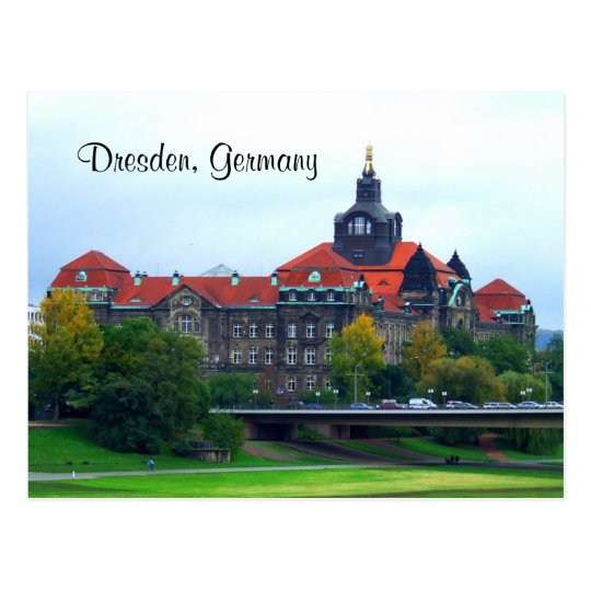 Dresden Germany Postcard