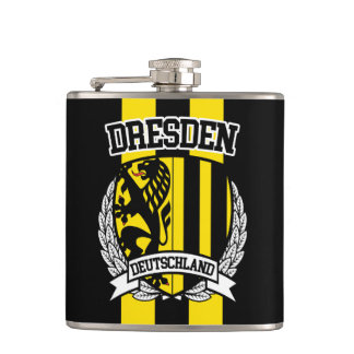 Dresden Hip Flask