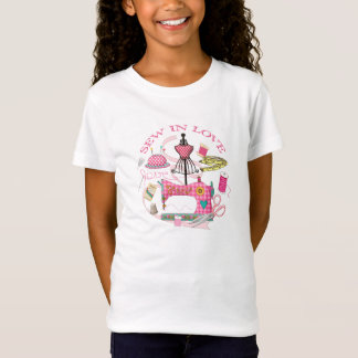 Dress Makers - Sew in Love, sewing T-shirt