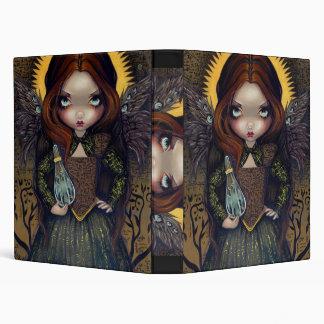 Dress of Alchemy BINDER gothic fairy angel art
