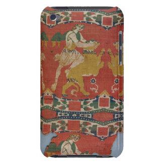 Dressage de l'animal sauvage, frag bizantin de tap coques iPod Case-Mate