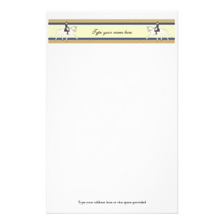 Dressage Deco Stationary Stationery