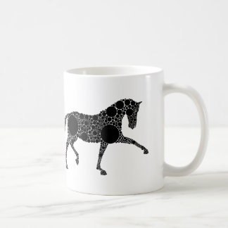 Dressage Horse Coffee Mug