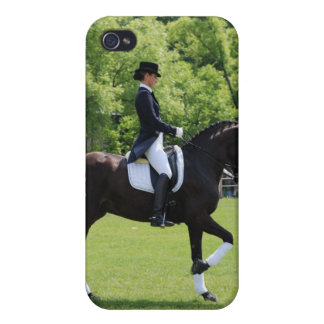 Dressage Horse iPhone Case iPhone 4 Covers