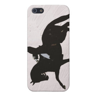 Dressage Horse & Rider Case For iPhone 5/5S