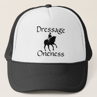 Dressage Is Oneness Horse Trucker Hat