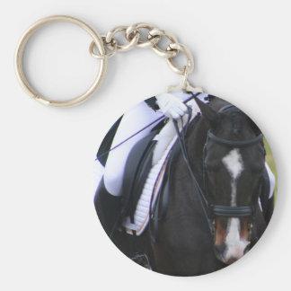 Dressage Keychain