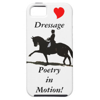 Dressage - Poetry in Motion iPhone 5 case
