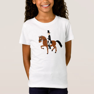 Dressage Pony Kids Tee