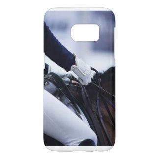 Dressage Rider 1 Samsung Galaxy S7 Case