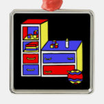 dresser primary coloured christmas tree ornaments