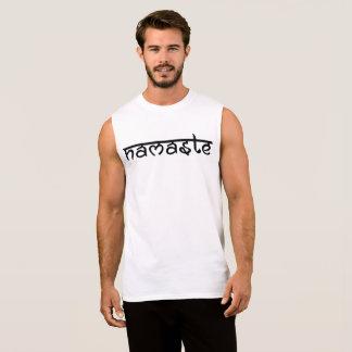 Dressitup Namaste Sleeveless Shirt