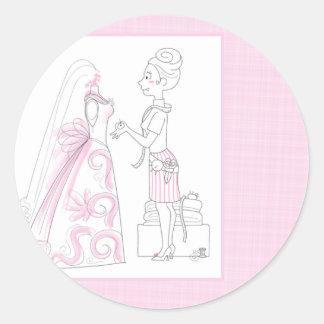 Dressmaker 3 Stickers